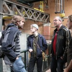 Director, DP, Producer and Rigger